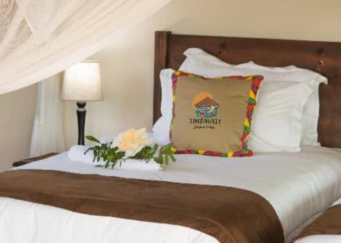 Luxury Glamping Tents - Beds